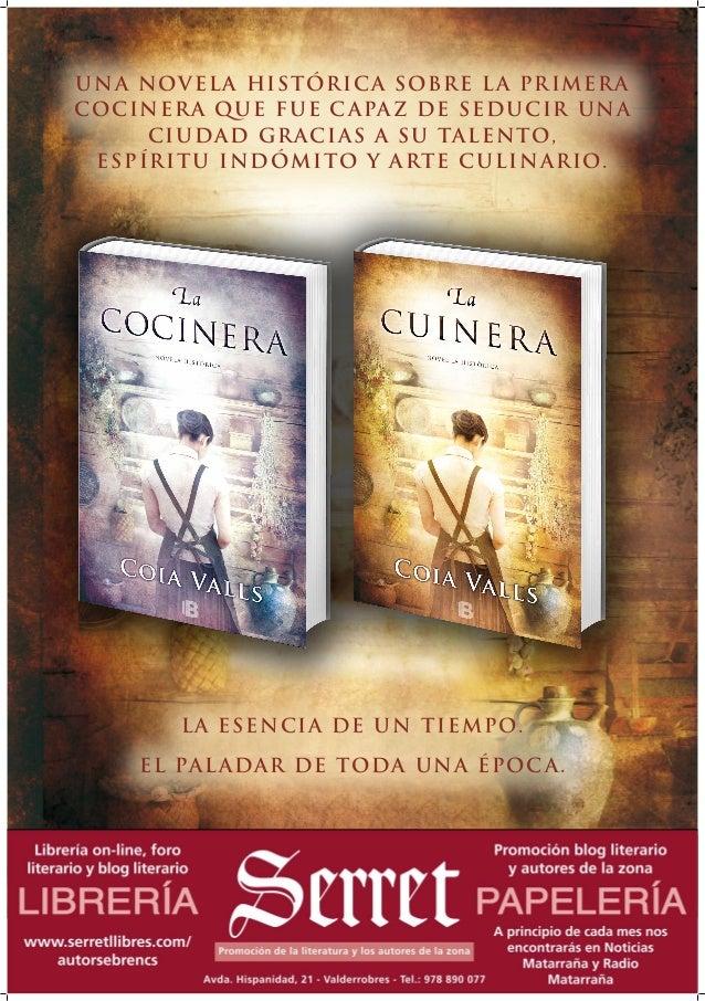 Coia valls con la cocinera publicado por B la seduccion del talento en el arte culinario