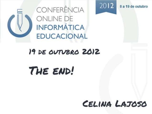 Sessão Encerramento celina_lajoso