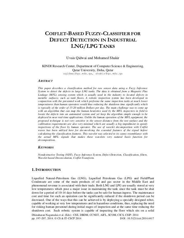 Dhinaharan Nagamalai et al. (Eds) : CSE, DBDM, CCNET, AIFL, SCOM, CICS, CSIP- 2014 pp. 197–207, 2014. © CS & IT-CSCP 2014 ...