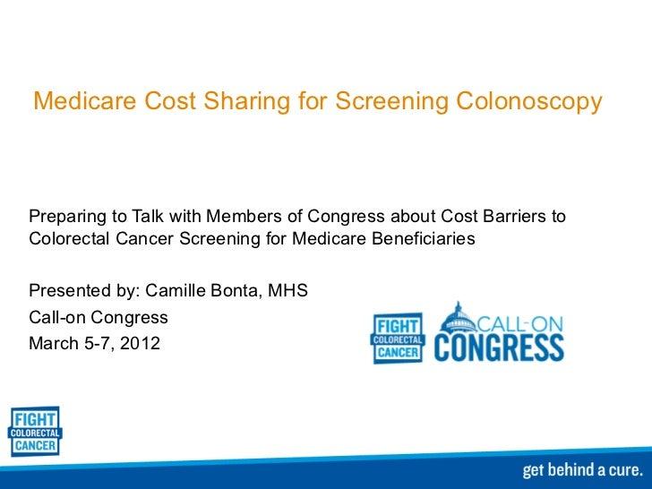 Call-On Congress 2012: Coinsurance Webinar #2