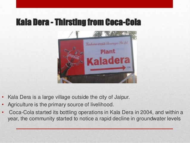 unethical practices by pepsi and coca cola Unethical behavior of the coca cola company commerce is quite  competitors with pepsi leading the race  requirements that often result in unethical practices.