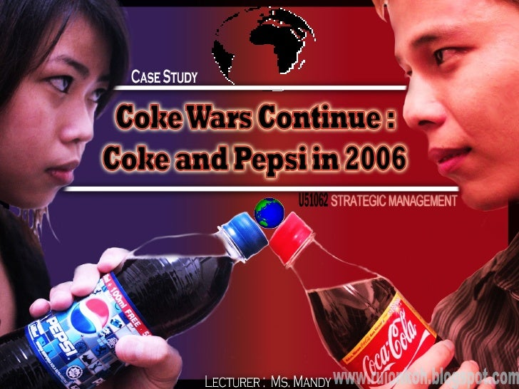 pepsi strategic management case study