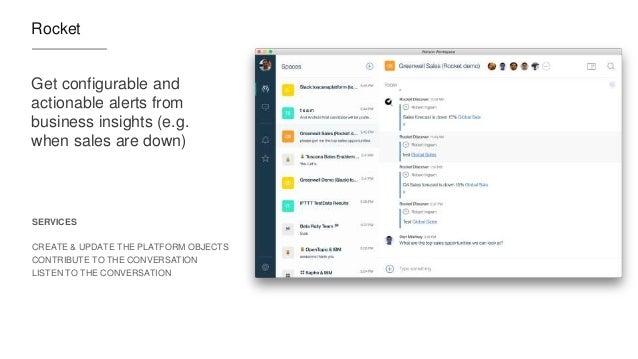 Demo: IBM Watson Workspace for Sales