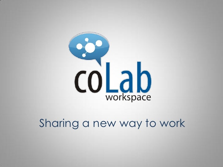 What is CoWorking Space?