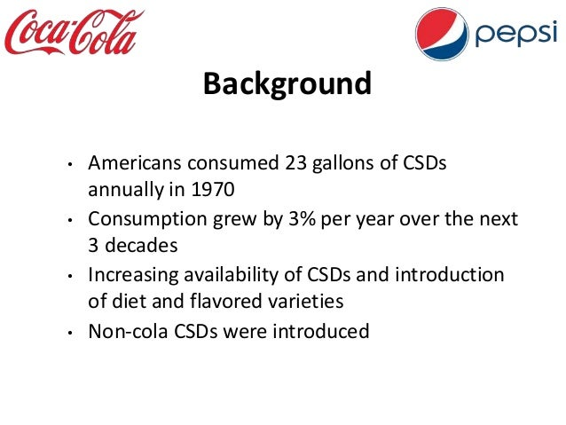 internationalizing the cola wars a Internationalizing the beverage wars • india and china emerged as future  battlegrounds • coke relied on international market (80% of sales).