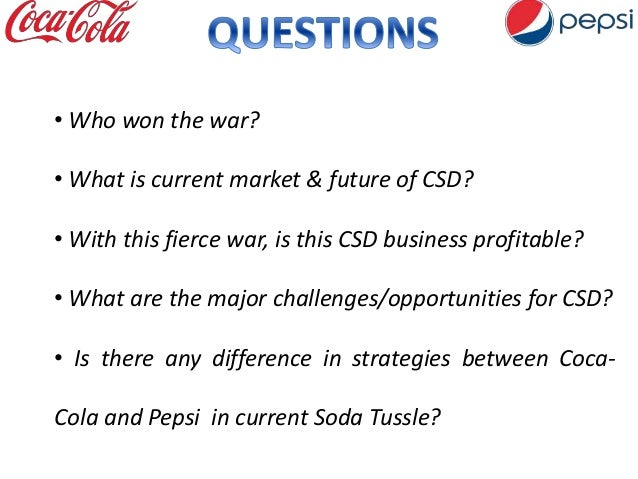 cola wars harvard