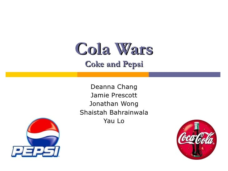 cola wars continue coke and pepsi in 2010 essay The rivalry between coca-cola and pepsi is legendary although the feud really heated up with the pepsi challenge in 1975 —which prompted coca-cola's horrific new coke debacle— the brands have been fighting each other for more than a century.
