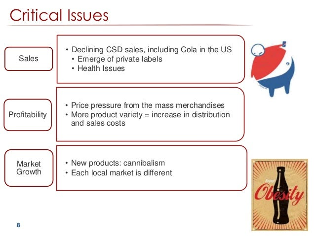 issues with cola war World war ii and the cold war marked the signature period in which coca-cola had established itself as a true global corporation known for its efficiency and worldwide capabilities.