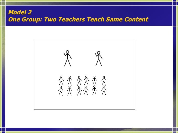 Collaborative Teaching Examples ~ Collaboration co teaching for ells