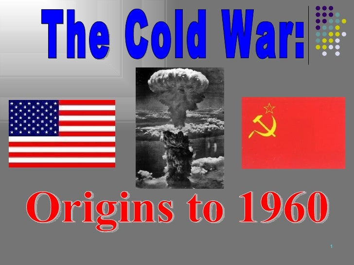 a short history of the cold war America's history in the making oregon public broadcasting this lesson may not be resold or redistributed v introduction to the origins of the cold war o.