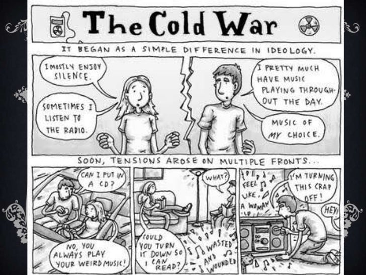 reasons for the cold war How and why was the usa involved in the cold war the origins of the cold war during the second world war, the usa and the soviet union fought side by side against hitler and the nazis, but they were not allies for long.