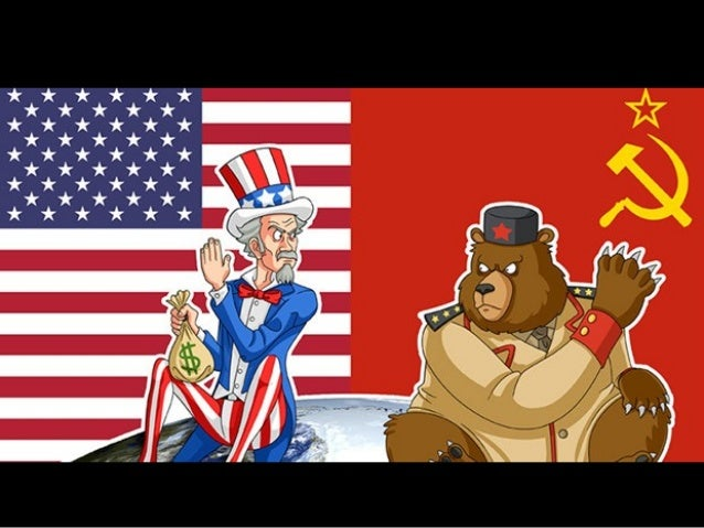 cold war vs united states essay The time in the cold war era between 1945-1991 was a turbulent direction for both the newly amassed superpowers of the united states and soviet union.