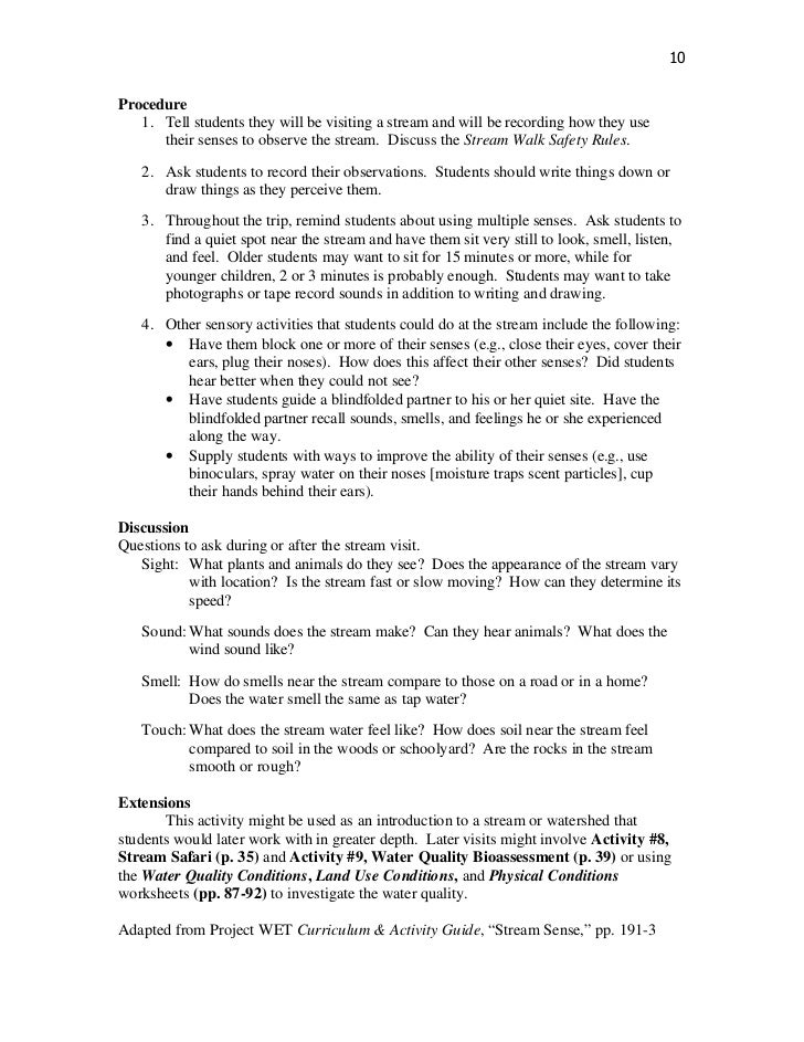 Worksheets Biological Magnification Worksheet Answers coldwater conservation education guide 12 18