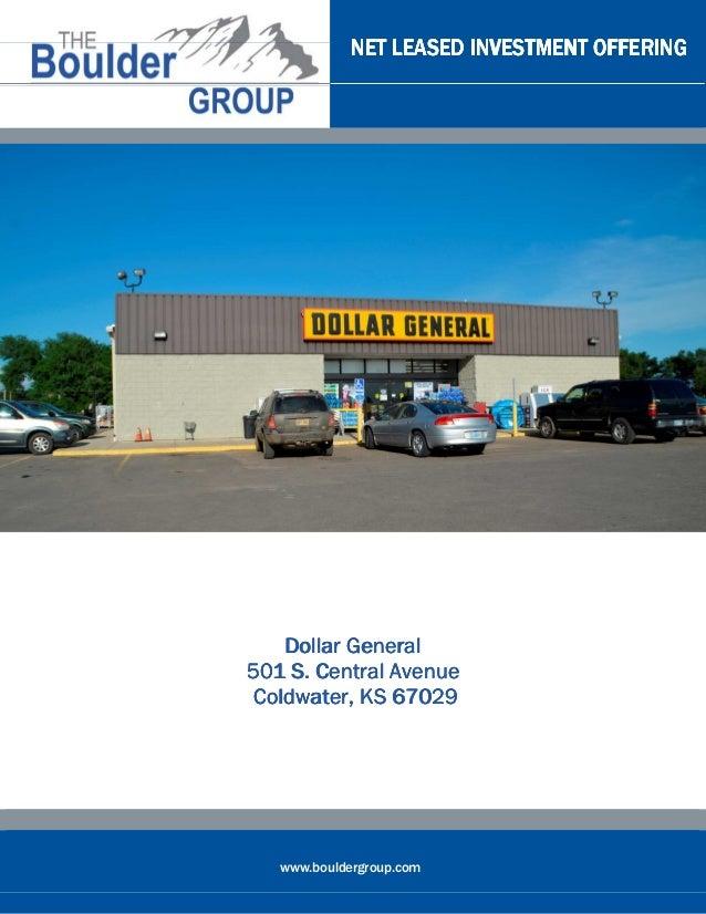 Net Lease Dollar General for sale