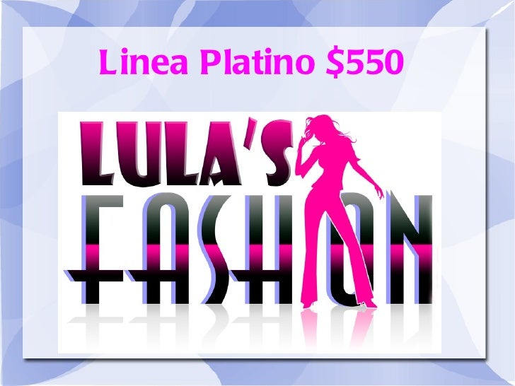 Linea Platino $550