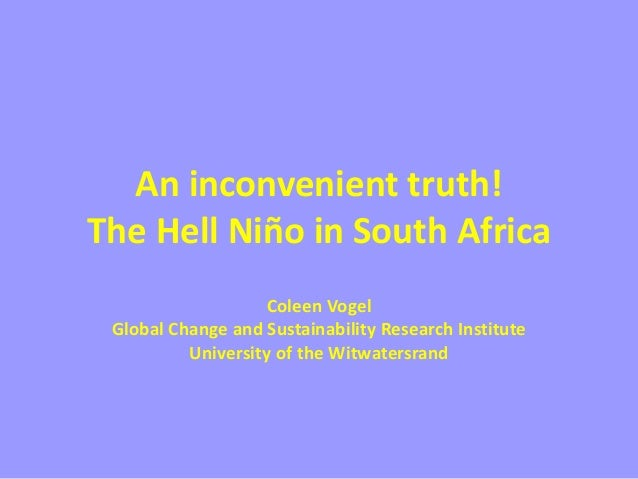 "an inconvenient truth essay The inconvinient truth essay gripped by his haunting message,"" an inconvenient truth is not a story of despair but rather a rallying cry to protect the one."