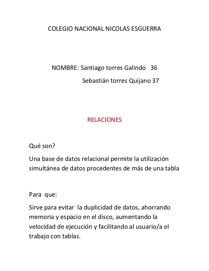 Colegio nacional nicolas esguerra