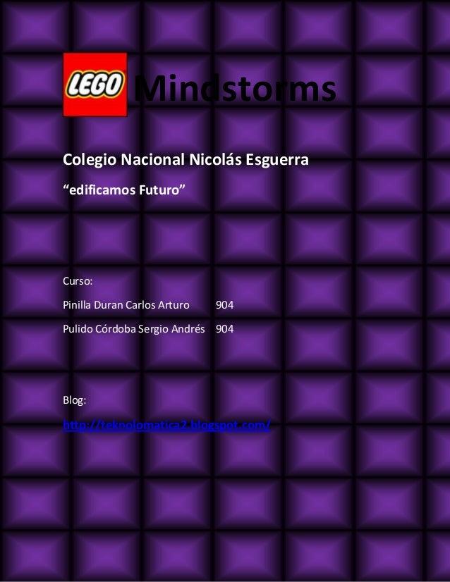 """Colegio Nacional Nicolás Esguerra""""edificamos Futuro""""Curso:Pinilla Duran Carlos Arturo 904Pulido Córdoba Sergio Andrés 904B..."""