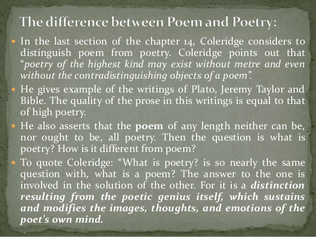 platos objection to poetry essay What is the significance of plato's choice of the rather than straight poetry or prose like that plato explains his main objection to books and.