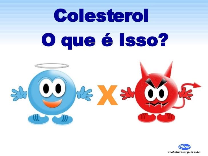 Colesterol EsplicaçãO