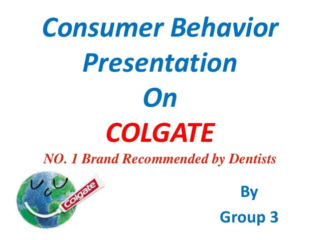 Consumer Behavior Dissertation