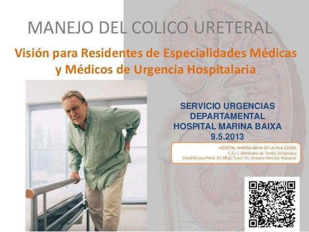 Colico ureteral suh 9.5.2013