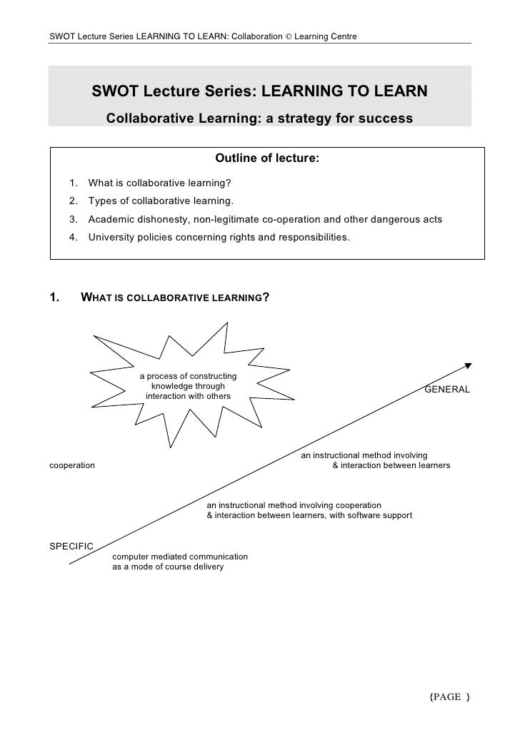 Collab Learning