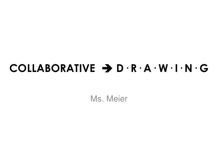 Collaborative Drawing