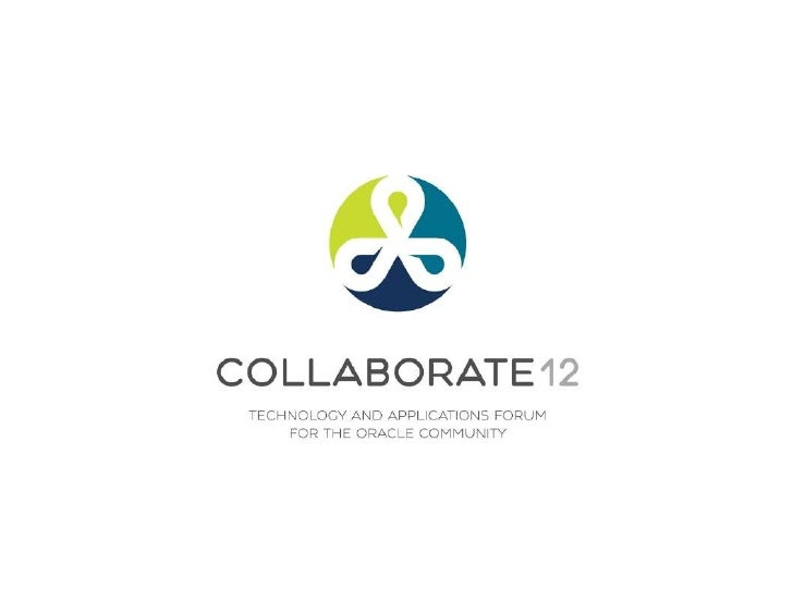 Collaborate 2012 - the never ending road of project management presentation collaborate 12 v3