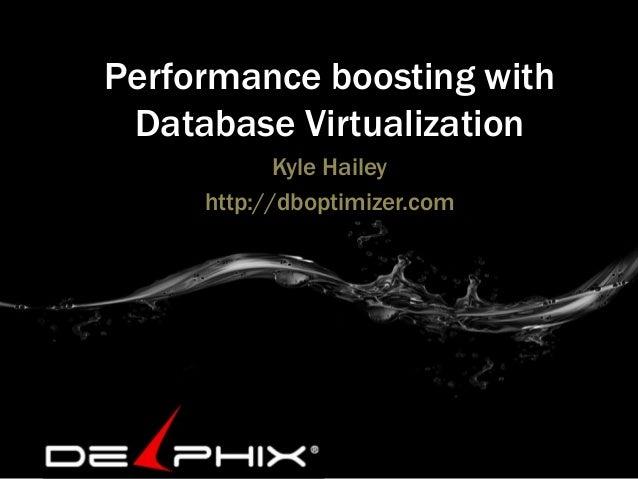 Collaborate vdb performance