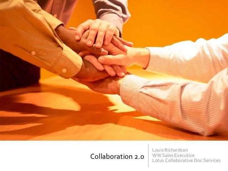 Collaboration 2.0 Webinar