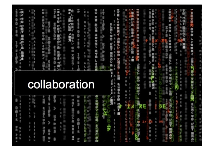 Collaboration: 2011 update