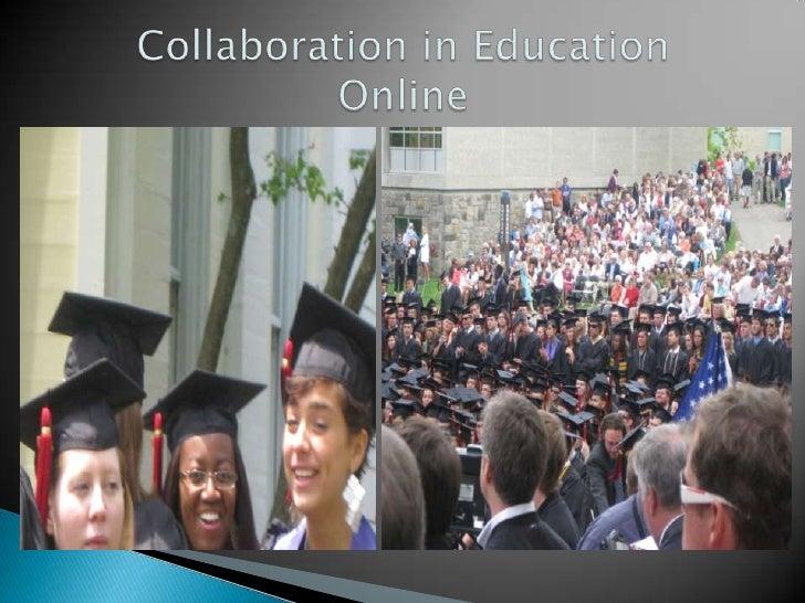Collaboration in EducationOnline<br />