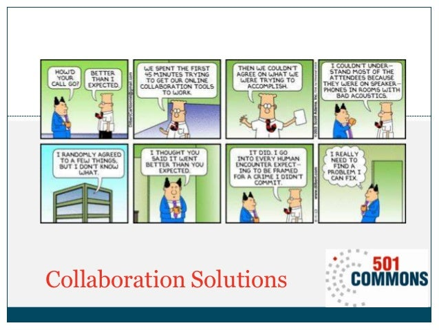 Collaboration Solutions for Nonprofits
