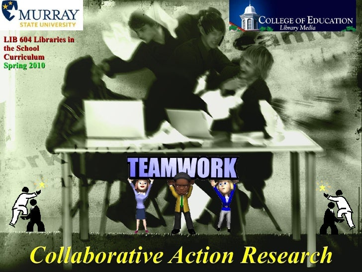 Collaborative Action Research 2003