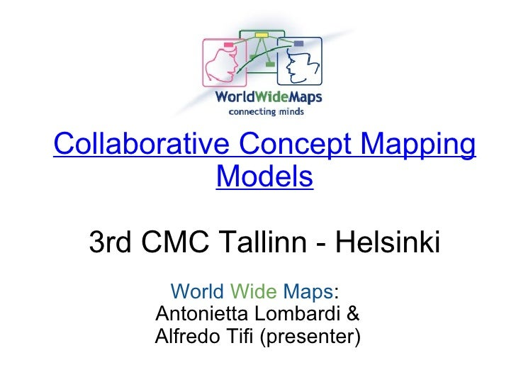 Collaborative Concept Mapping Models3rd Cmc Ta