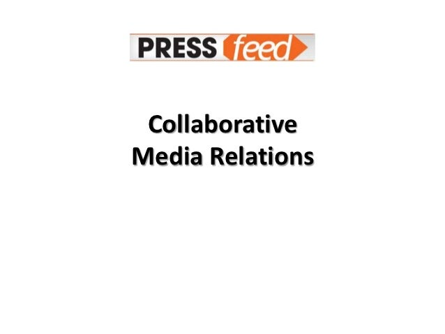 CollaborativeMedia Relations