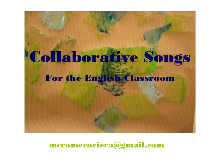 Collaborative Songs