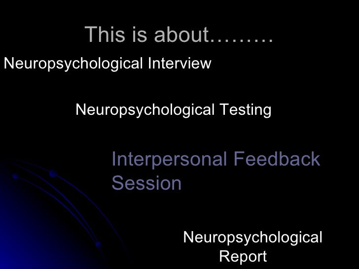 historical perspective of psychological testing Theory with an alternative perspective,  textbook of psychological testing given encounter,  social-cognitive theory contrasts with the trait-the.