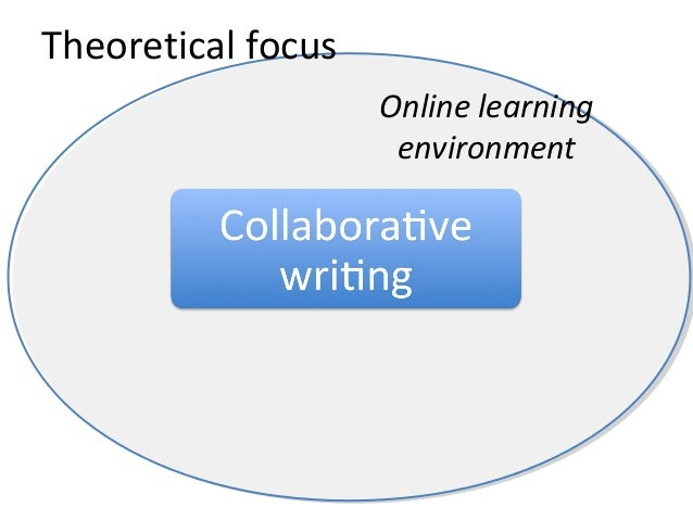 individual writing versus collaborative writing Sequential analysis of wiki processes 1 the sequential analysis of individual versus collaborative writing processes in wikis paper presented at.