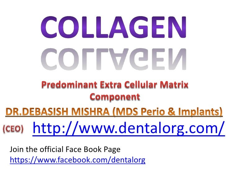 COLLAGEN Structure , Distribution , Synthesis & Regulation
