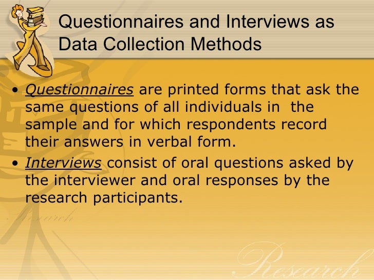 thesis research interview questions Interviewing for research - asking the questions • listening skills o eye contact  • asking questions o open questions o follow up questions/probing.