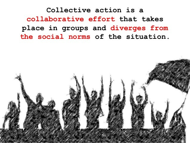 Collective action and social change
