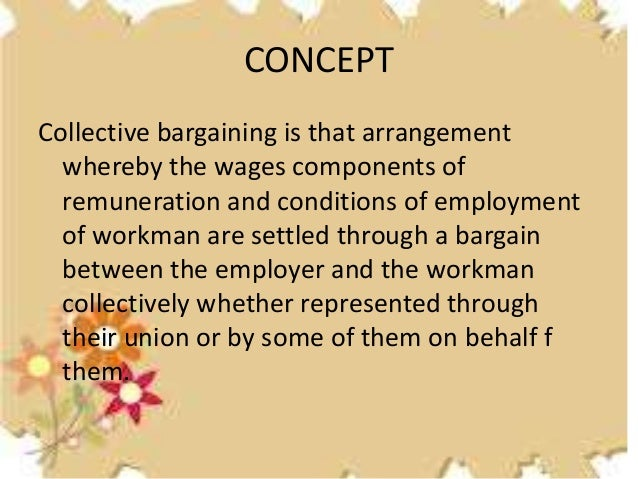 components of a collective bargaining agreement 1-2012 january, 2012 ii agreement for employment and collective bargaining 2012, 2013 and 2014 this legal update takes a look at key components of the ii agreement for employment and.