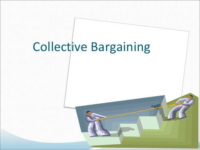 Collective bargaining for class