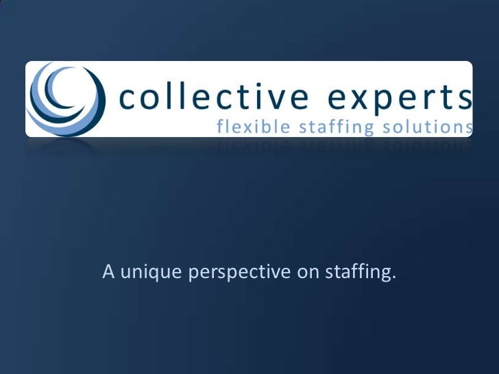 Collective Experts Staffing:  Give Your Business Boing