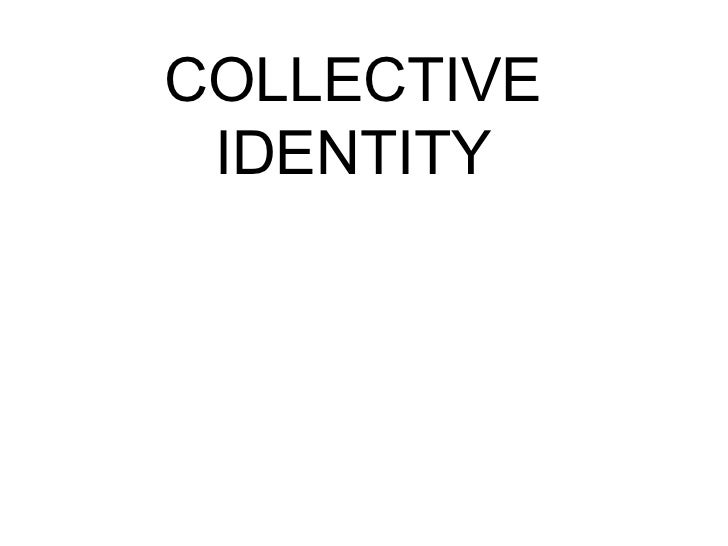 COLLECTIVE IDENTITY