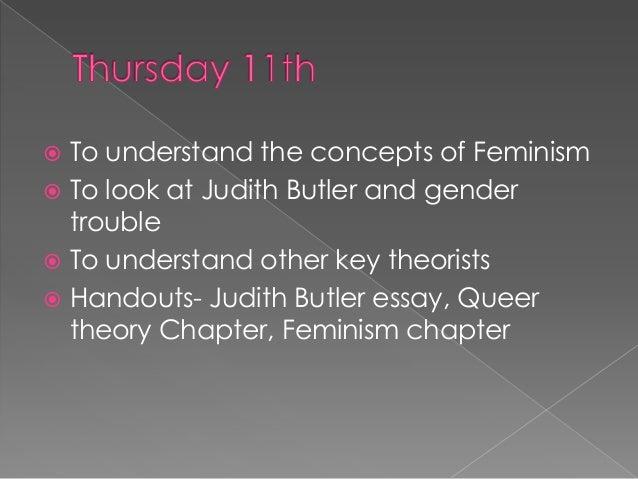 Essay on gender identity