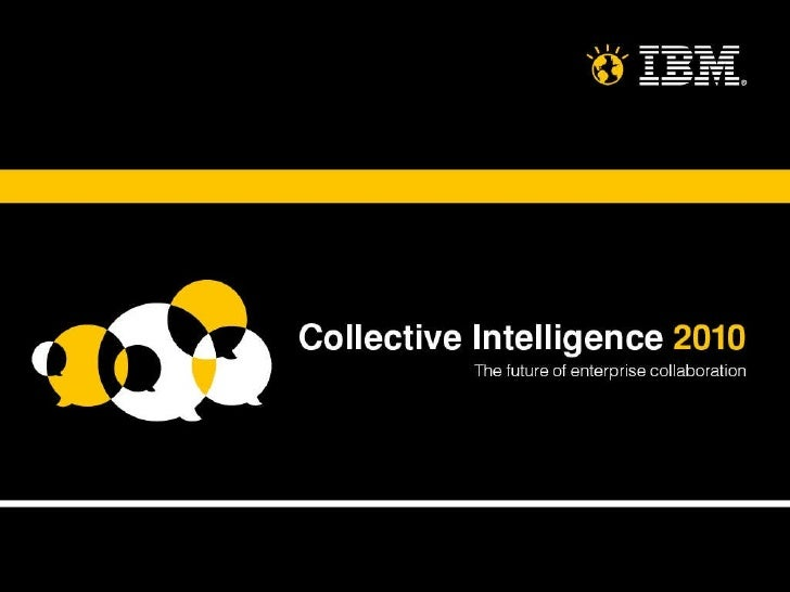 IBM Collective Intelligence Talk - UNSW CASE STUDY   V3