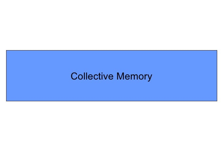 Collective Memory Power Pointfor Spanish Lesson